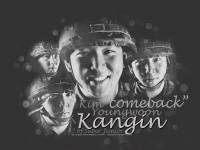 Kangin :: come back
