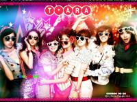 "T-ara:so cute"" poly lovely"
