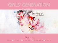 SNSD ♥ TaeTiSeo mini album 'Twinkle' on May 2nd With Calendar May 2012