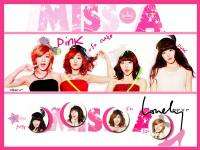 Miss A:PiNk so cute ^^
