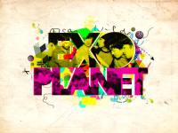 Colourful w/ EXOPLANET