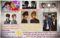"Jo Twins ""Boyfriend"" Birthday"