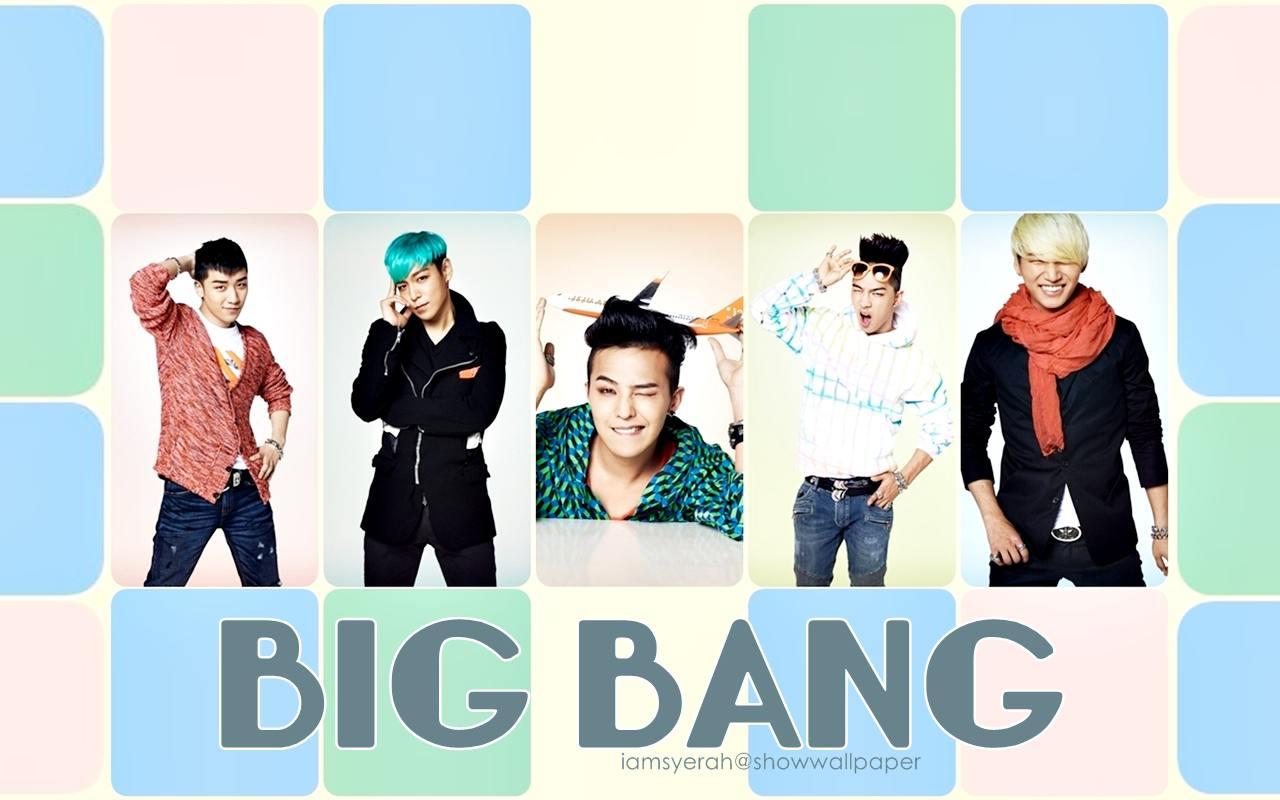 Big Bang Desktop Wallpapers Asianfanfics