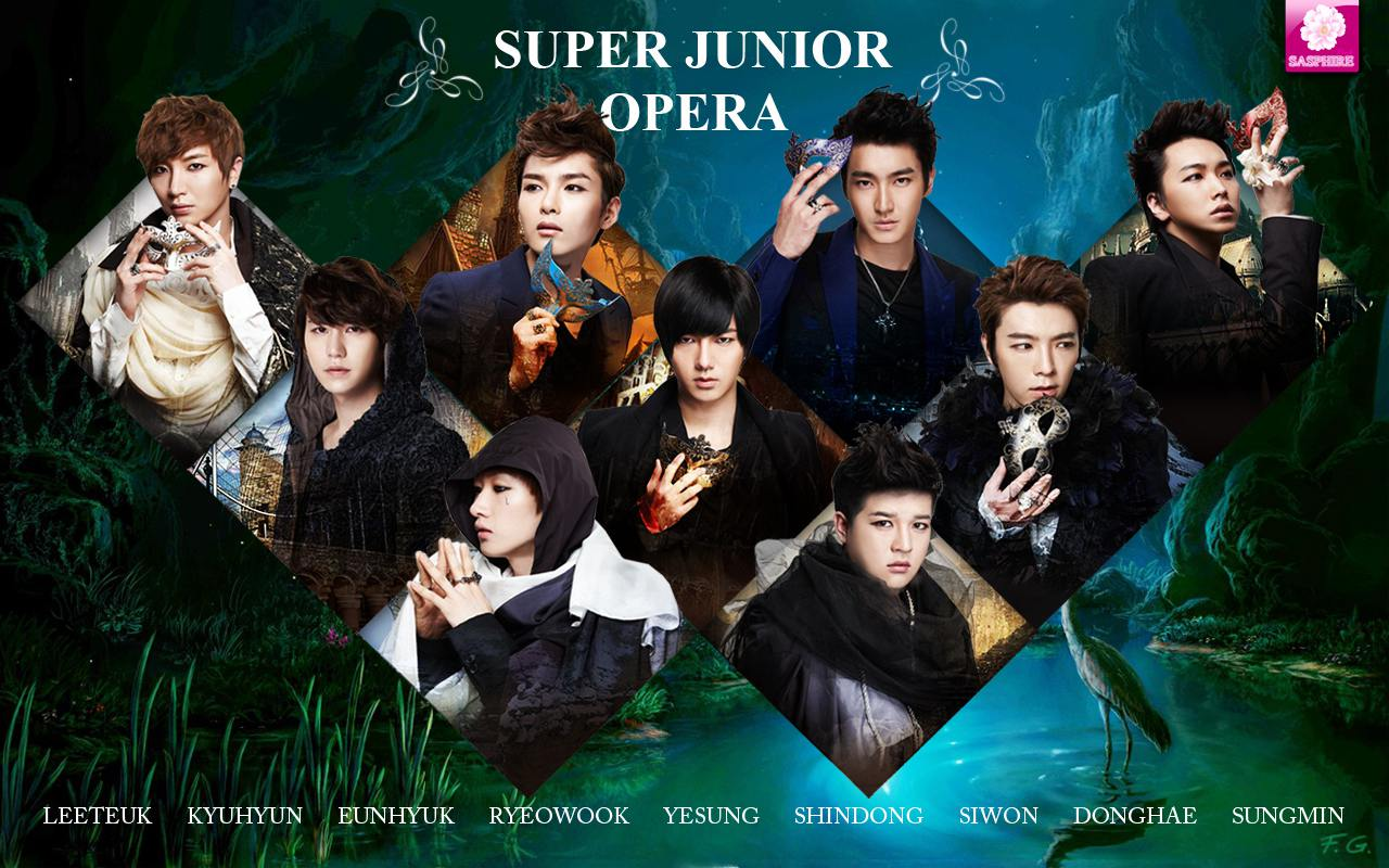 Super Junior Opera