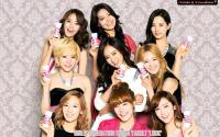 Girls' Generation ::KOREA YAKULT LOOK:: Ver.1