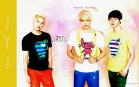 JYJ:You my boy in NII 2012 color pic