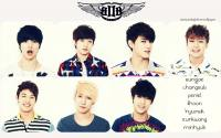 BTob_1st Look : My Love