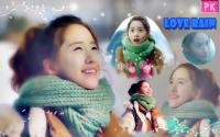 Yoona @ Love Rain (Graphic)