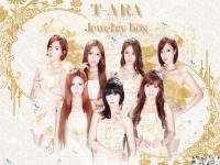 T-ara JEWELRY BOX(diamond ed.)
