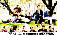 2PM : the MEMBER'S SELECTION
