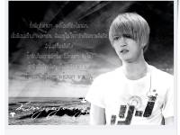 JYJ:Missing you forever KJJ