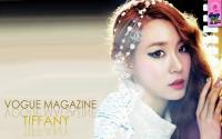 SNSD - Tffany @ Vogue Magazine