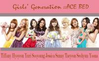 SNSD -ACE BED