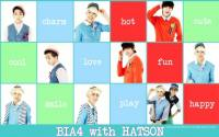 B1A4 PLAY TIME with HATSON