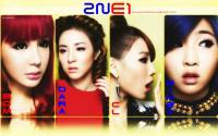 2NE1 in WONDERLAND_ELLE