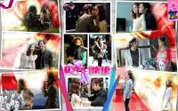 Love Rain (Jang Geun Suk and Yoona) ::love scene::