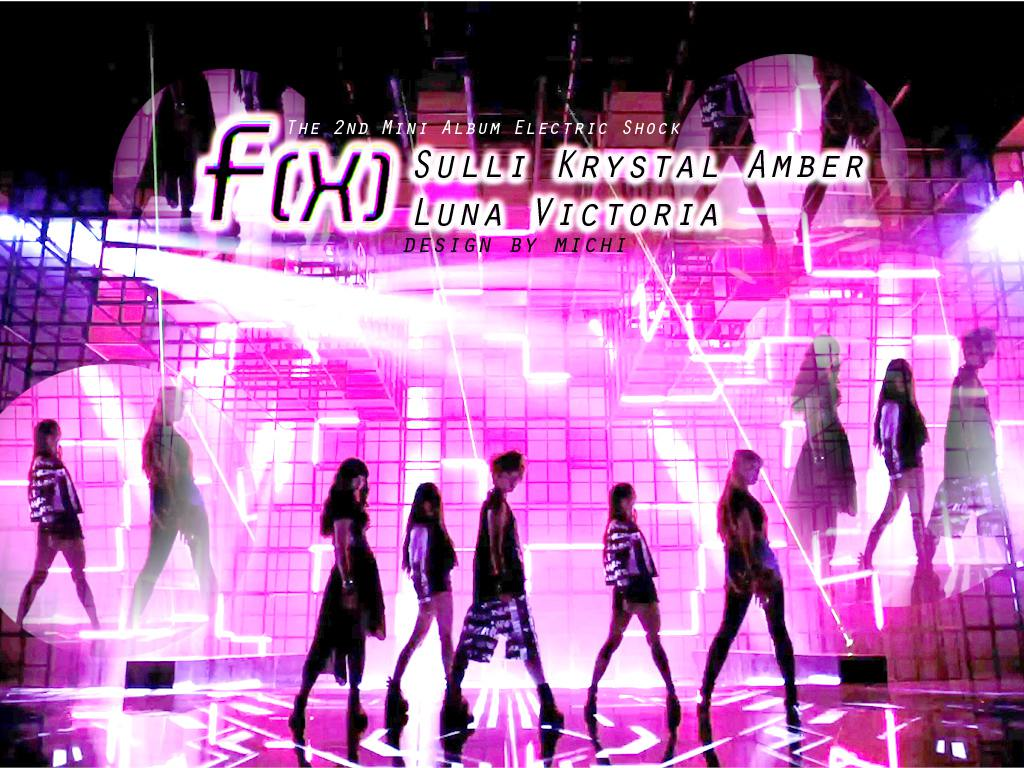F(x) Electric Shock | www.imgkid.com - The Image Kid Has It! F(x) Electric Shock Album Cover