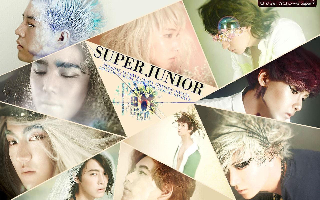 ألبوم المنتظر للفرقة الكوريا الرائعة