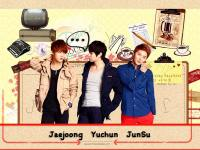 JYJ:So so handsome ^^