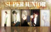 SUPER JUNIOR 6jib >>Sexy Free and Single