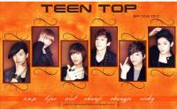 Teen Top : Zepp Tour 2012