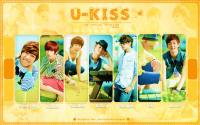 U-KISS : SPECIAL TO KISSME