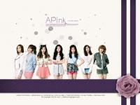APink the 1st album 'une annee'