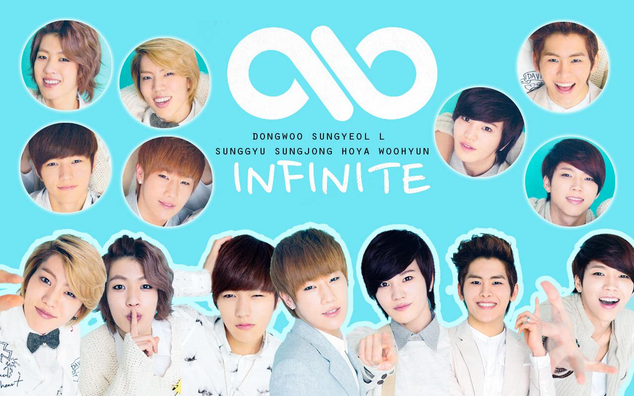 INFINITE Desktop Wallpaper