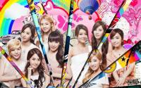SNSD:Funky color
