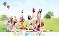 Girls' Generation -Lotte Challenge Sale