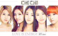 chichi:love is energy