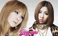 2ne1  I love you - cl & minzy