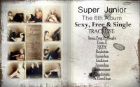 Super Junior: Sexy, Free & Single Album Tracklist