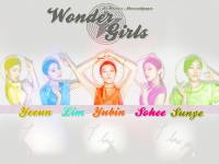 Wonder girls Color girls