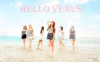 Hello Venus Like A Wave
