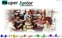 Super Junior: Star 1 Magazine