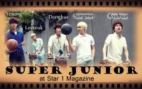 Super Junior: Star 1 Magazine #2