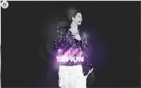 EXO - Sehun Purple Light .