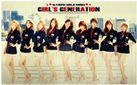 SNSD - Olympic Girls Korea