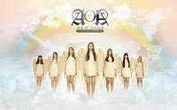 AOA 1st Single Album (Ver.Angel)