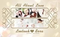 All About Love : Leeteuk&Sora