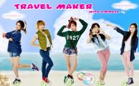 4MINUTE : TRAVEL MAKER with 4MINUTE