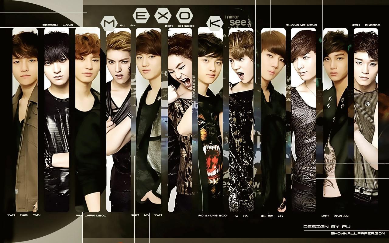 EXO Boys Band