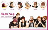 Teen Top : Haru Hana Mag