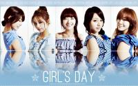 Girl's Day :: Sky Blue ::