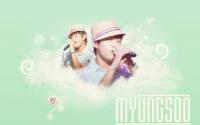 INFINITE - L Soft Blue Sky .