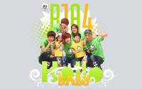 B1A4 - Yellow Green Hello Baby ,