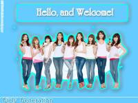 Girls' Generation Hello n' Welcome