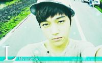 L Myungsoo : time will tell to my love