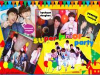 SUPER_JUNIOR_PARTY ON MEGAZINE